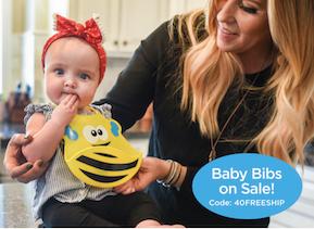 Baby Bibs on Sale