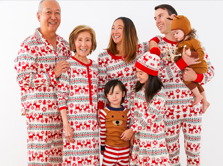 Classic Christmas Pajamas copy