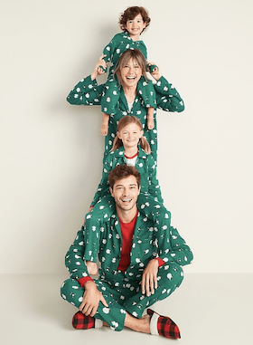 Family Matching Christmas Pajamas on Sale