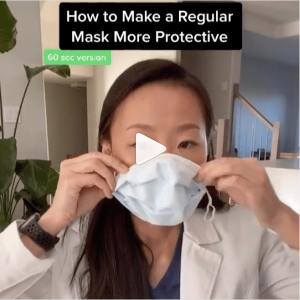 How to Make a Regular Mask More Protective