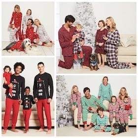 Macys Family Matching Holiday Pajamas