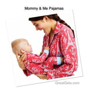 Mommy & Me Pajamas
