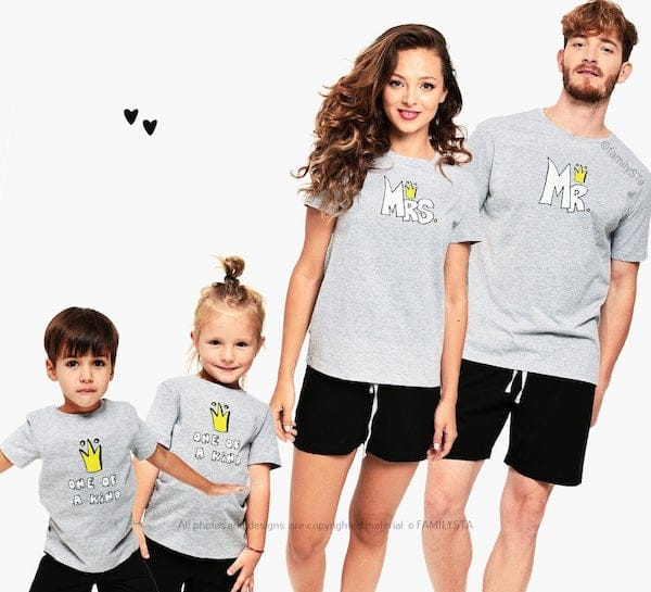 Family Matching Summer Picture Perfect Pajamas