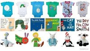 Best Baby Shower Gifts Onesie Matching Book Plush