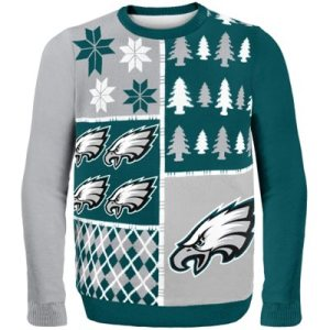 Philadelphia Eagles Game Day Matching Ugly Sweaters