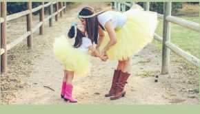 Mommy and Me Matching TuTu Sets, Mother Daughter Marching Tutus