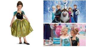 Frozen Costume Sale