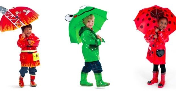 Kids Costume Rainwear