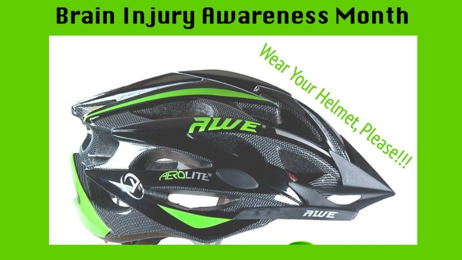 Bicycle Helmet Safety Wear your Helmet