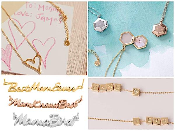 Mother's Day Gift Ideas - Necklaces for Mom