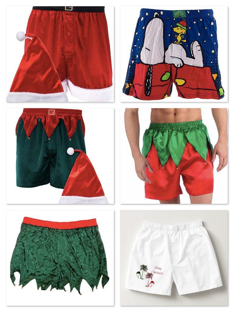 Christmas Boxers
