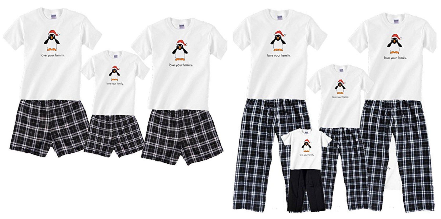 Matching Christmas Pajama Pants For Family