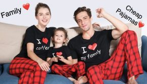 Cheap Pajamas for the Whole Family