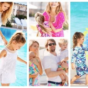 Mother Daughter Matching Lilly Pulitzer Outfits