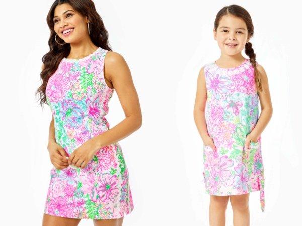 Multi Paradise Found Dress