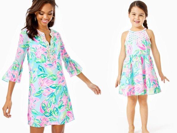 Multi Totally Blossom Dress