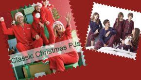 Family Matching Classic Christmas Pajamas