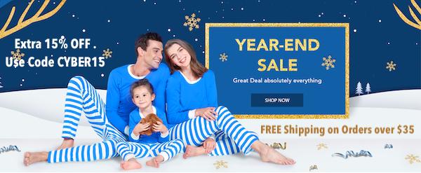 PatPat Year End Sale