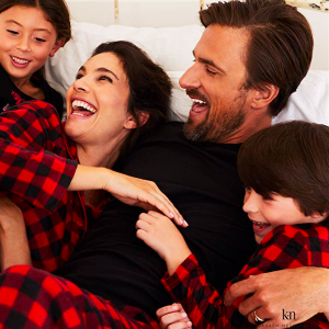 Classic Plaid Family Matching Holiday Pajamas