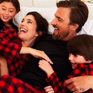 Classic Plaid Family Matching Holiday Pajamas