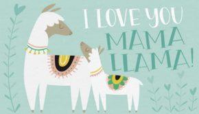 Llama Fun for the Family