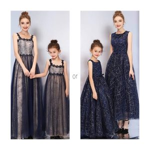 Matching Mother Daughter Formal Dresses