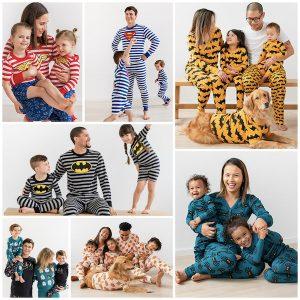 Family Matching Halloween Pajamas Insta