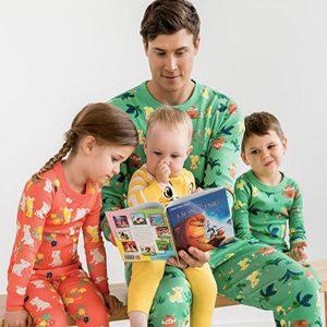 Matching Family Lion King PJs