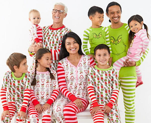 The Grinch Family Matching Christmas Pajamas