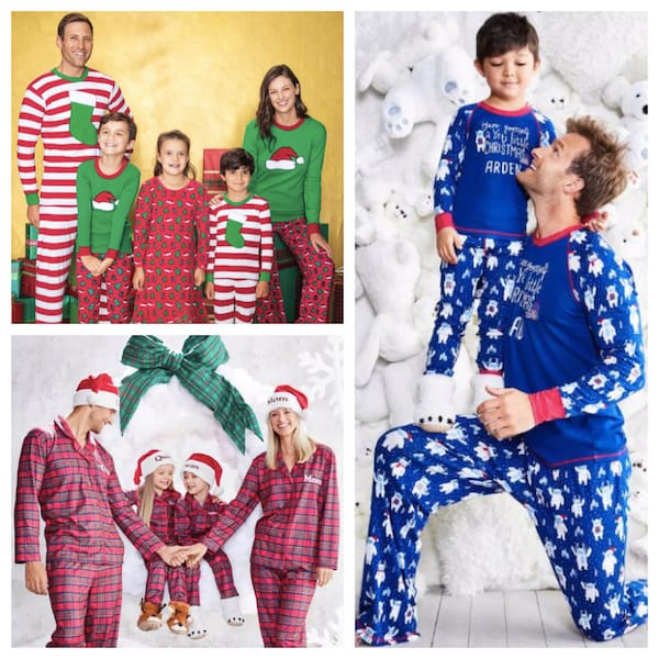 Chasing Fireflies Family Matching Pajamas