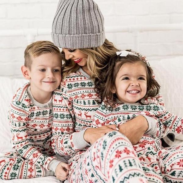 Christmas Matching Pajamas
