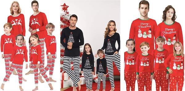 Christmas Spirit Family PJs