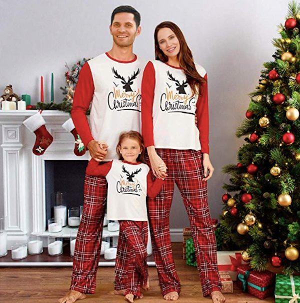 Family Christmas Loungewear