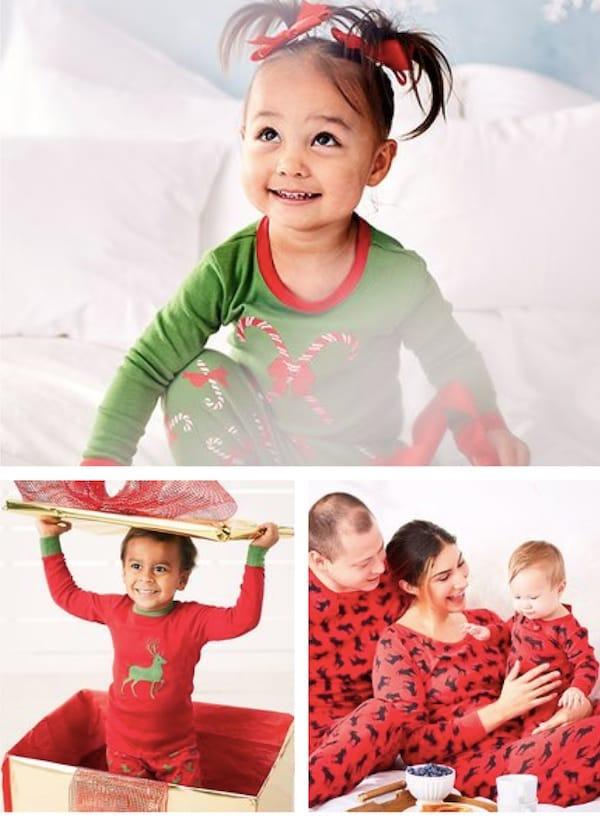 Family Matching Christmas Pajamas on Sale