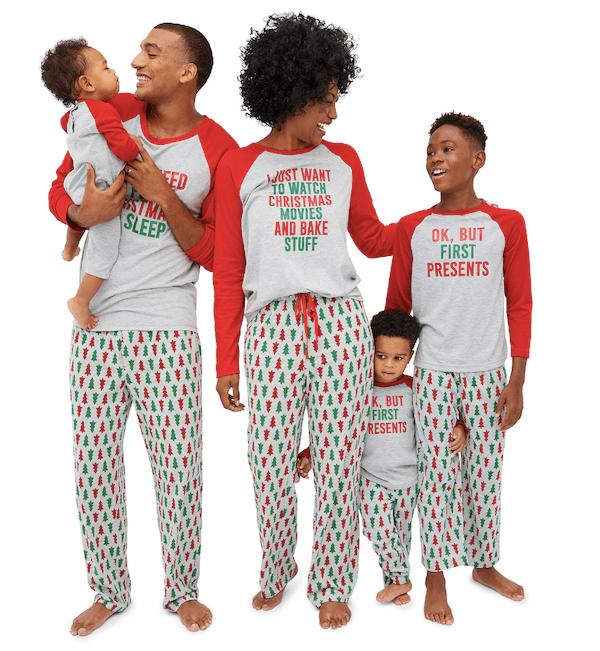Christmas Wish Family Pajamas