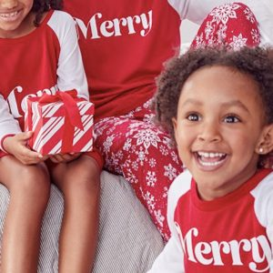 Family Merry Christmas Pajamas