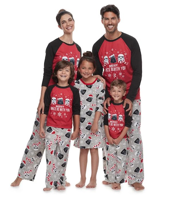 Jammies For Your Families Star Wars Family Pajamas Collection