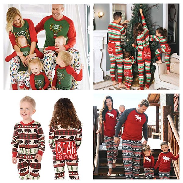 LazyOne-Family-Christmas-Pajamas