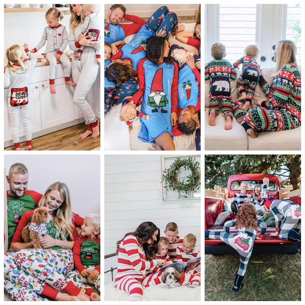 LazyOne-Family-Matching-Holiday-Pajama-Collection