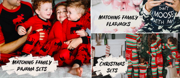 LazyOne-Family-Matching-Holiday-Pajamas