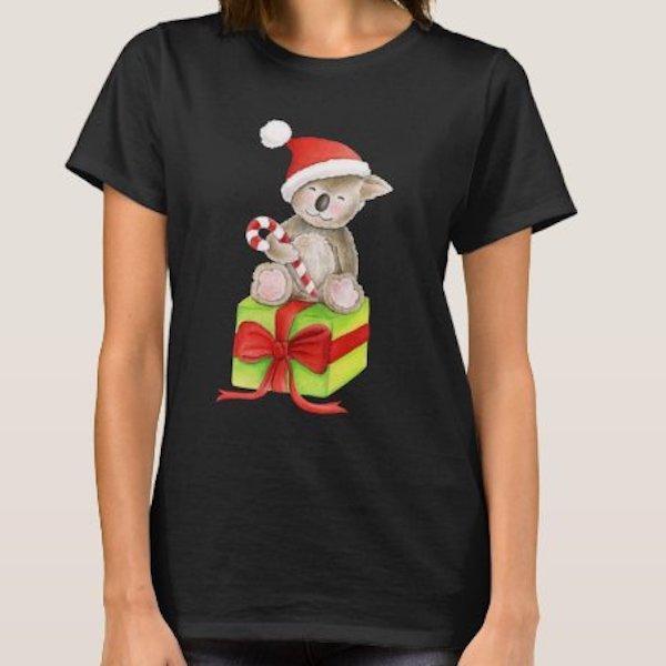 Christmas Koala Tee