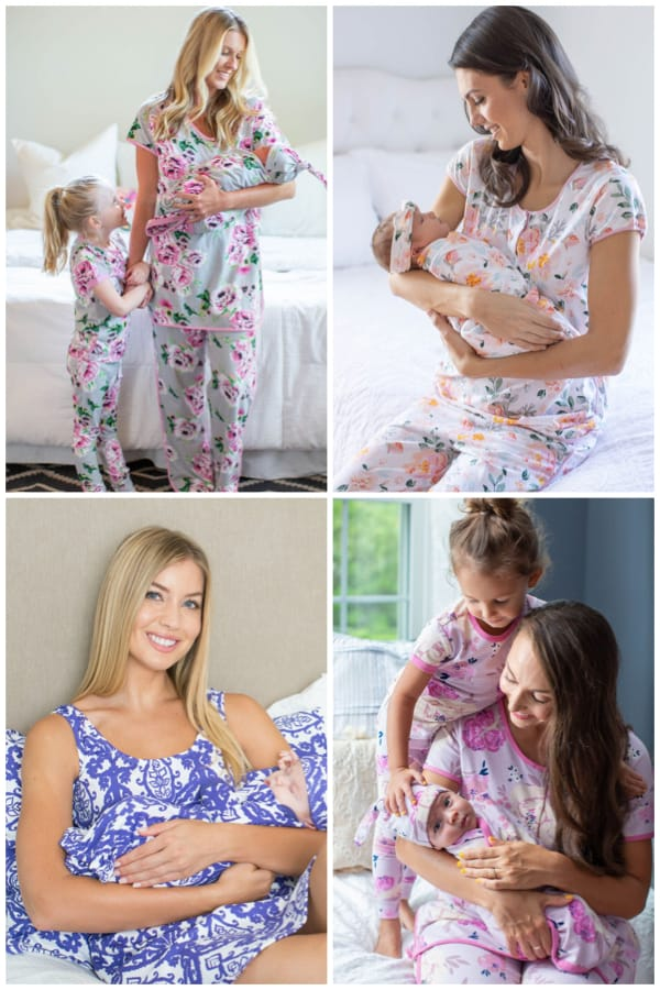 Matching Mom & Baby Nursing Sets