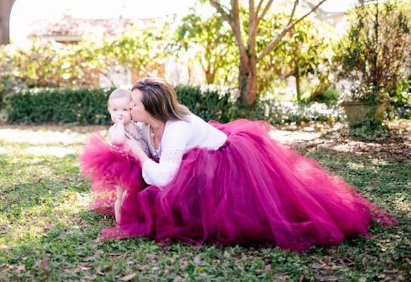 Mommy and Daughter Matching Tutus