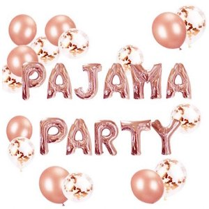 Pajama Party Instagram