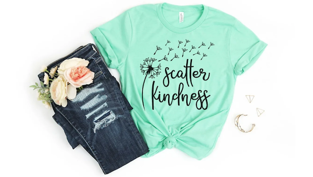 Scatter Kindness Banner