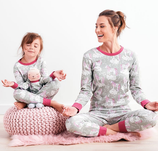 Unicorn Mother Daughter Pajamas