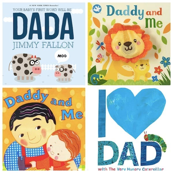 Daddy and Me Books for Fathers Day