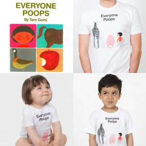 Everyone Poops Funny Father's Day Gift