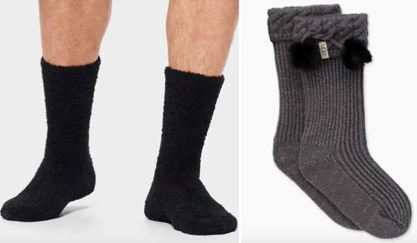 Ugg Cozy Sock