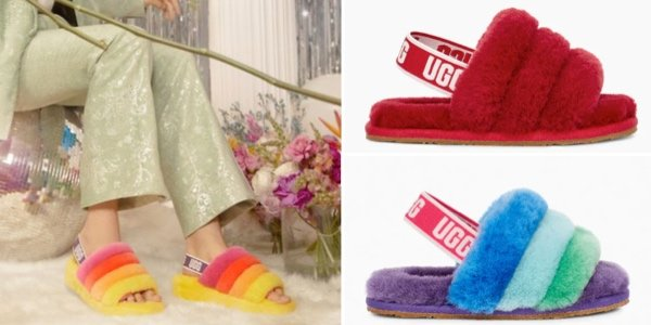 Ugg Fluff Yeah Fun Slippers